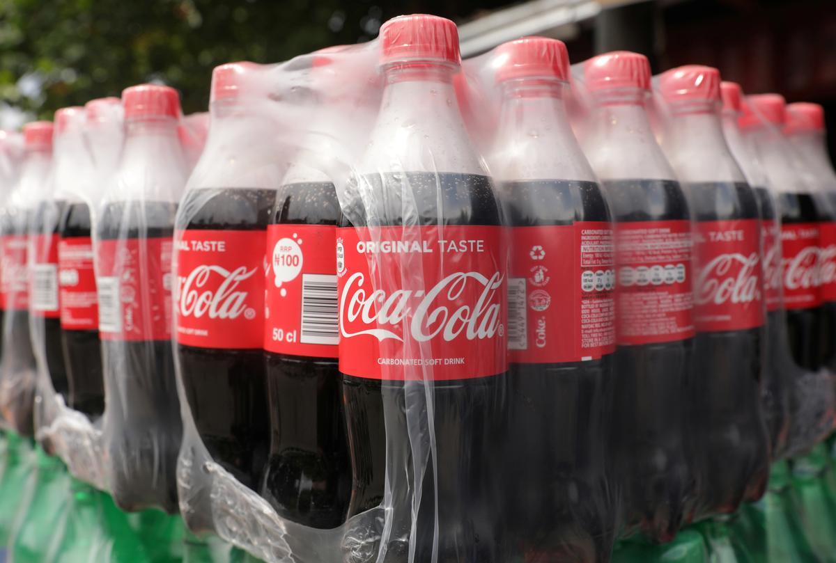 Coca-Cola sees second quarter sales hit from coronavirus lockdown