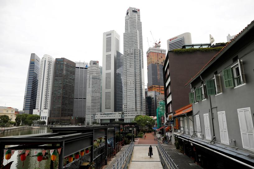 ダウン シンガポール ロック