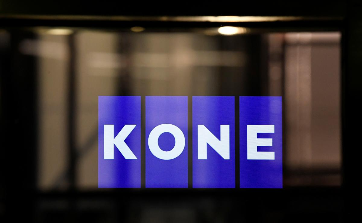 Elevator maker Kone beats forecasts, sees China recovery