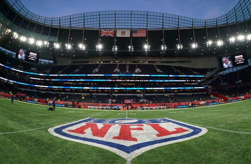 Advertisers flock to NFL draft with live sport wiped out