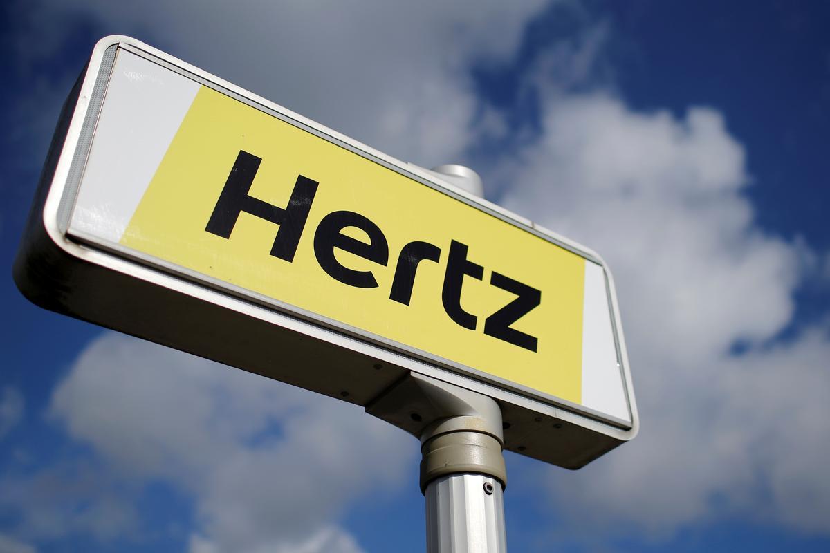 Exclusive: Hertz taps debt restructuring advisers as car rental demand evaporates, sources say