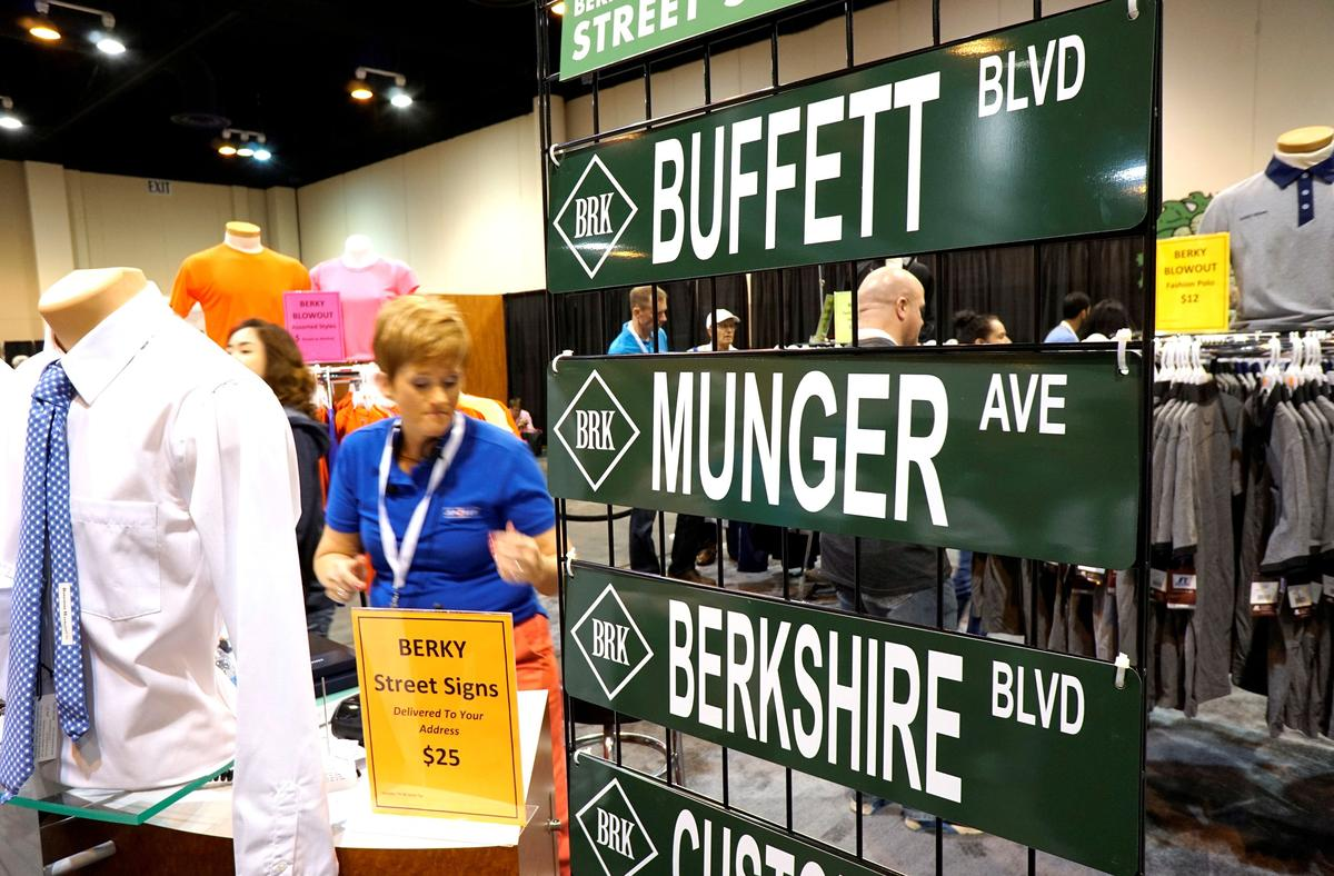 Buffett and Abel, but not Munger, to field questions at Berkshire annual meeting