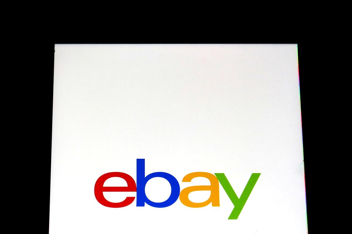 EBay sees current-quarter revenue above view as more people shop online