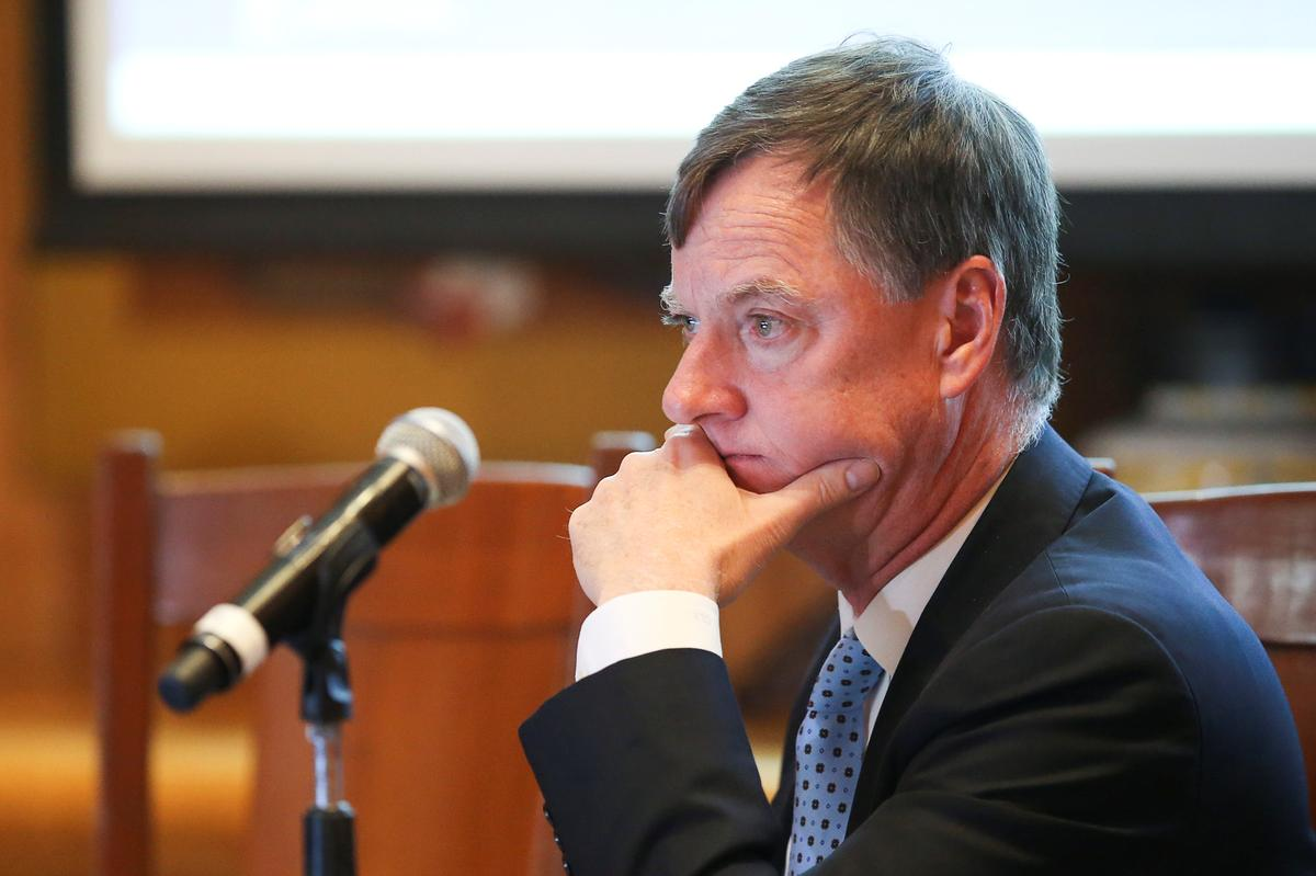 Fed's Evans says 'reasonable' to expect U.S. growth in second half of 2020