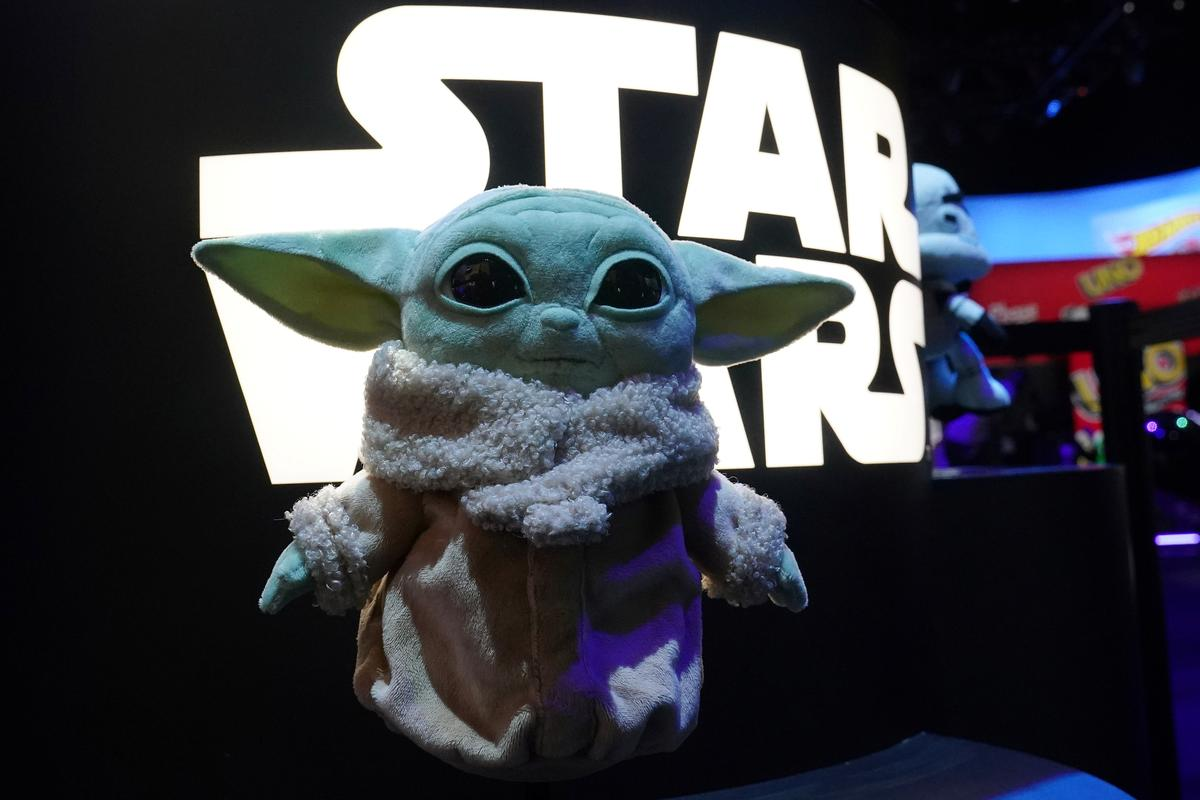 Mattel readies Baby Yoda toys for Christmas as factories come back online