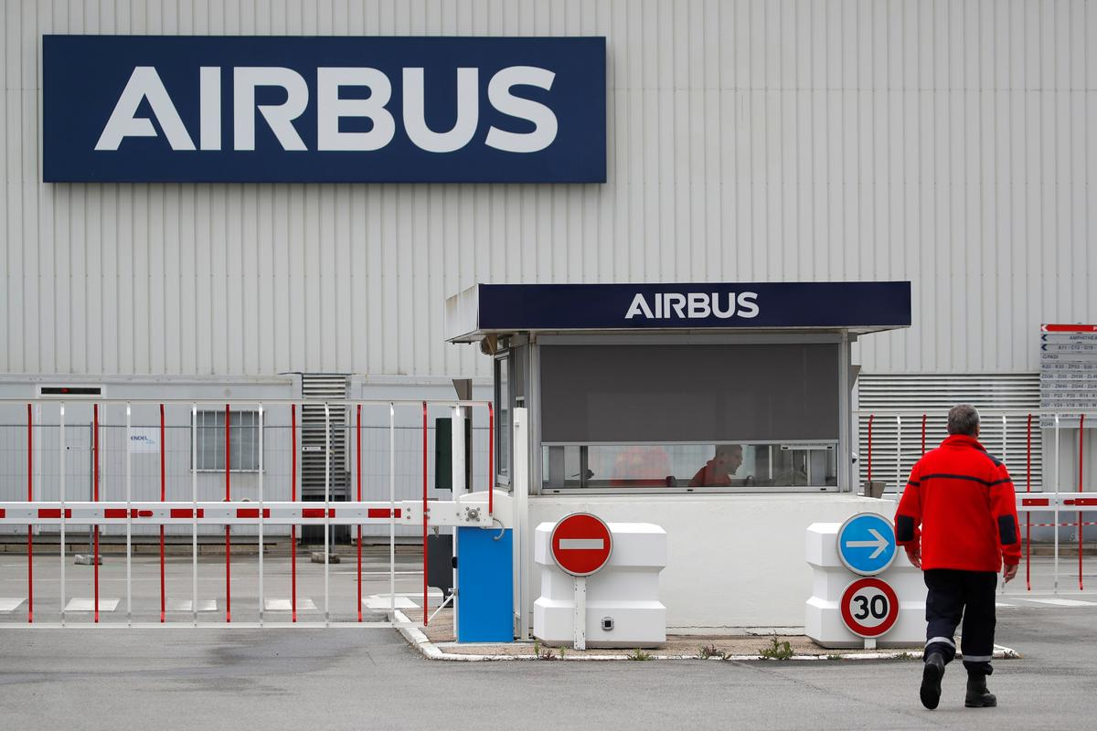 Airbus deliveries plunge 80% in April