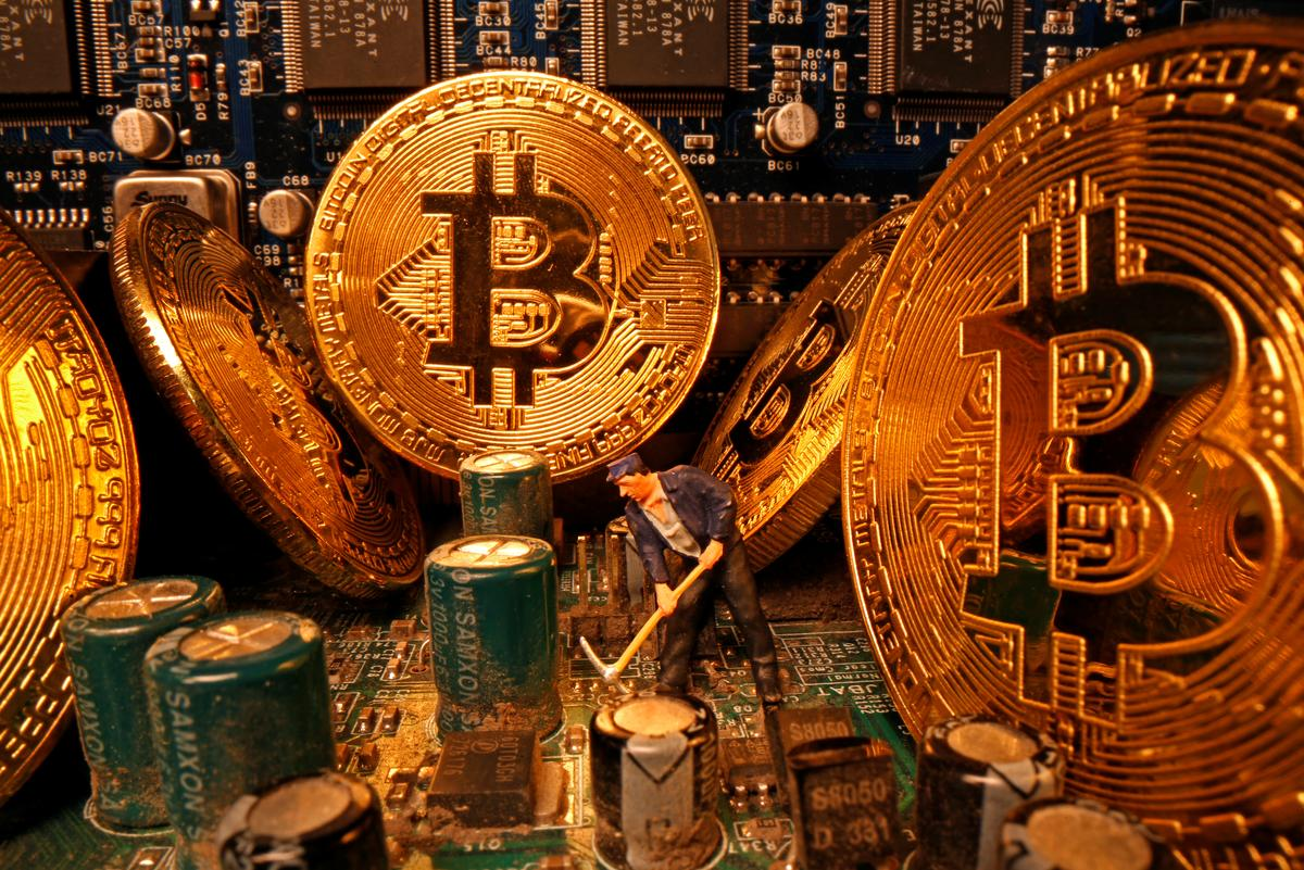 As pandemic rages, anything goes for bitcoin's third 'halving'