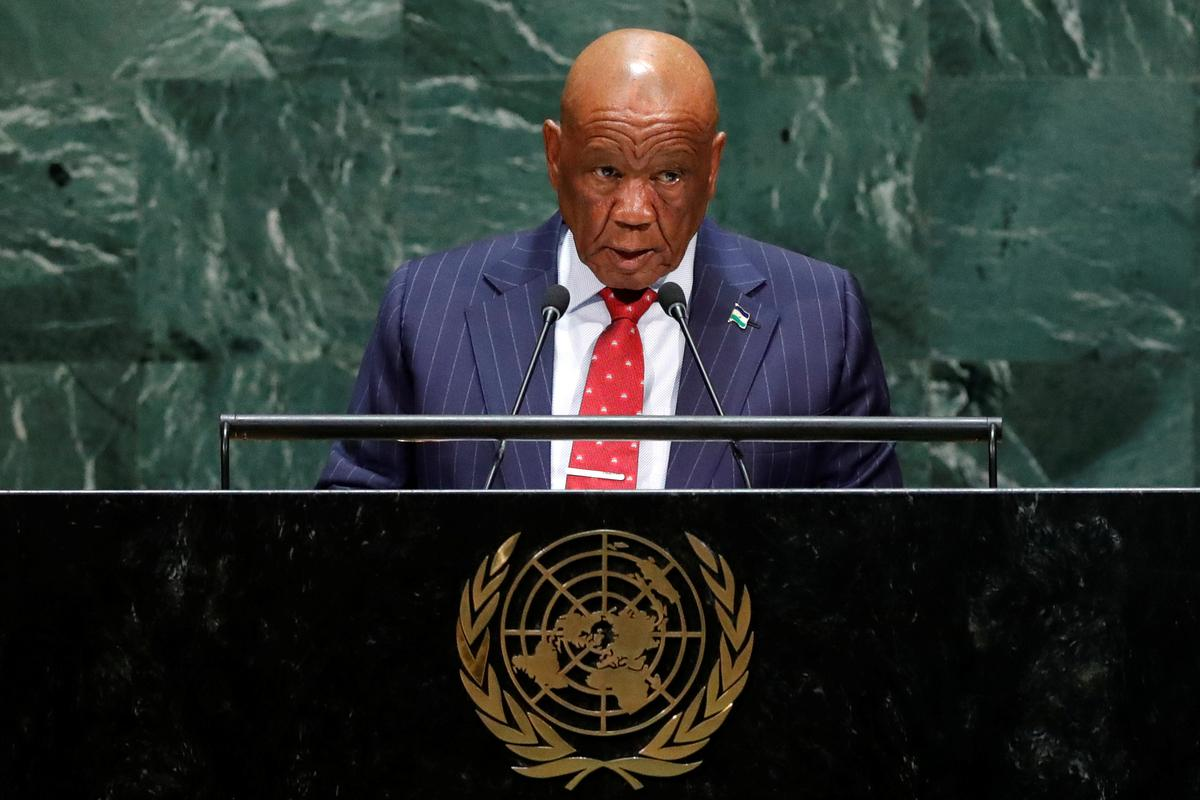 Lesotho PM Thabane will resign by May 22nd: spokesman
