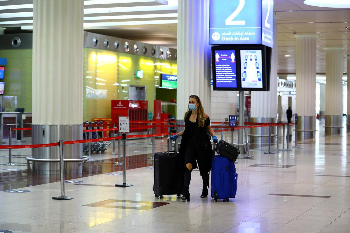 Temperature checks, masks the new normal for air travel, says Dubai airport CEO