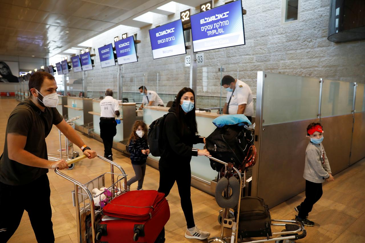 Israel Offers Peek At New Normal For Air Travel During Pandemic