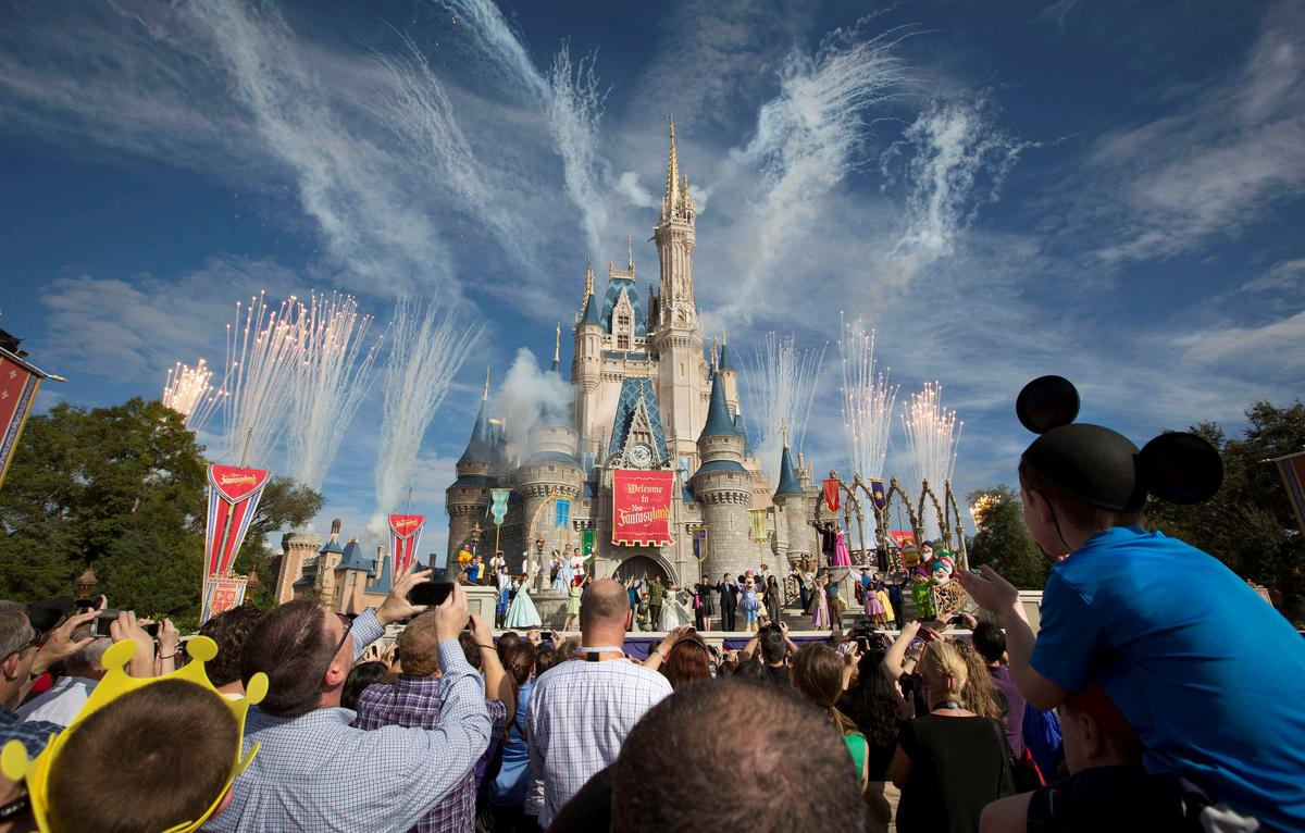 Walt Disney World and unions agree on safeguards for returning to work