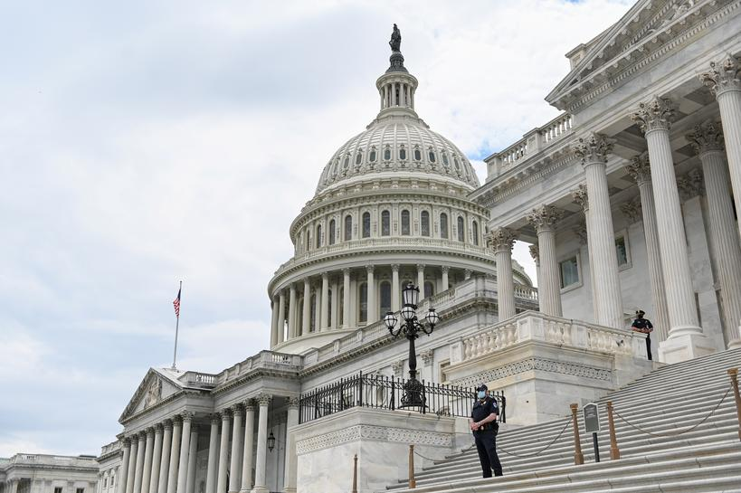 House Says Fully Vaccinated Lawmakers and Staff Are No Longer Required to Wear Masks or Stay Physically Distanced