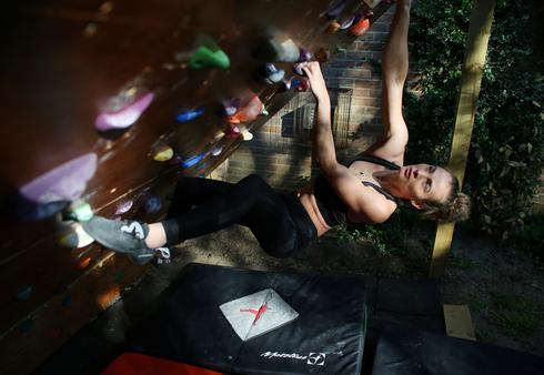 Athletes train despite lockdown limbo