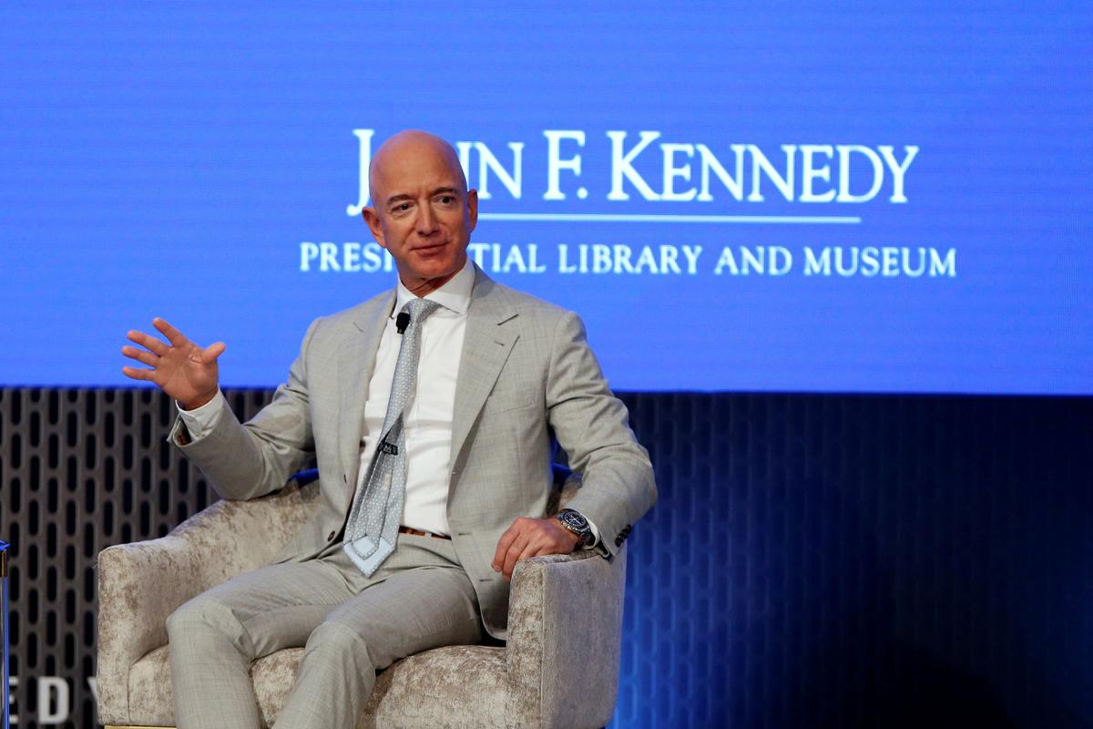 Amazon says 'appropriate' executive to be available, as U.S. panel calls on Bezos to testify