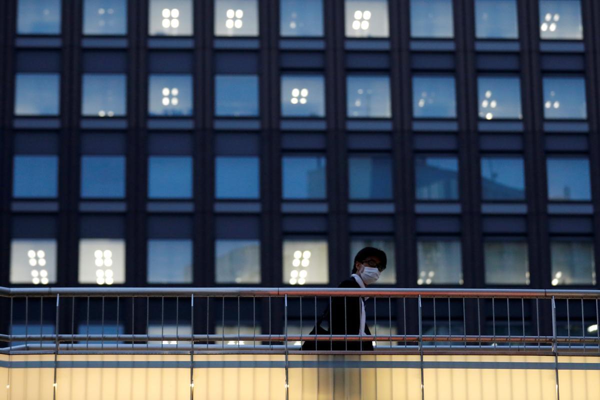Japan braces for worst postwar slump as pandemic tips economy into recession