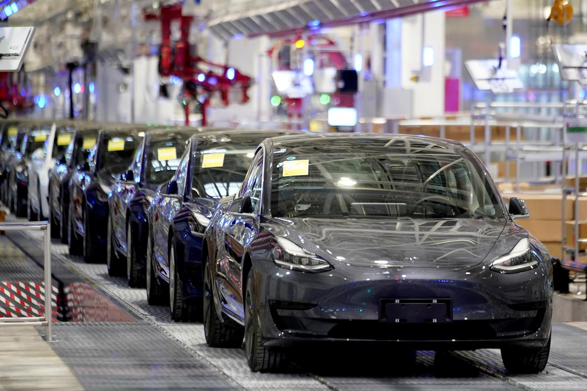 Past its peak? Battered oil demand faces threat from electric vehicles