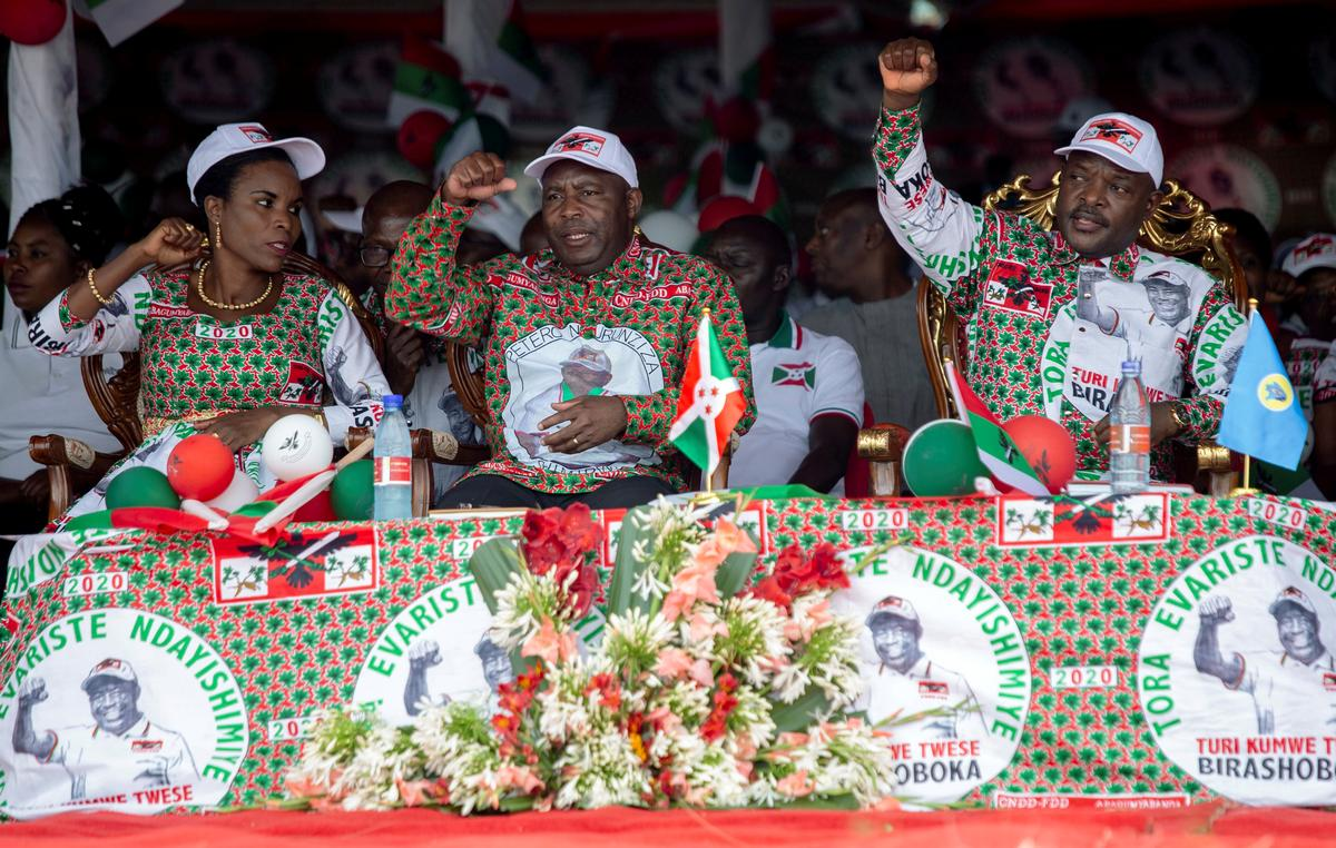 Polls open in Burundi amidst health and violence concerns