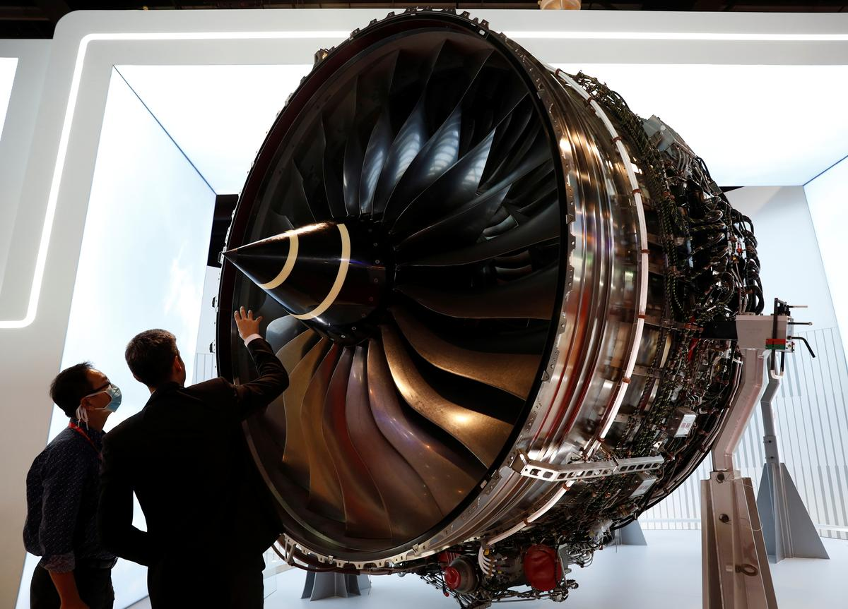 Britain's Rolls-Royce to axe 9,000 jobs in air travel slump