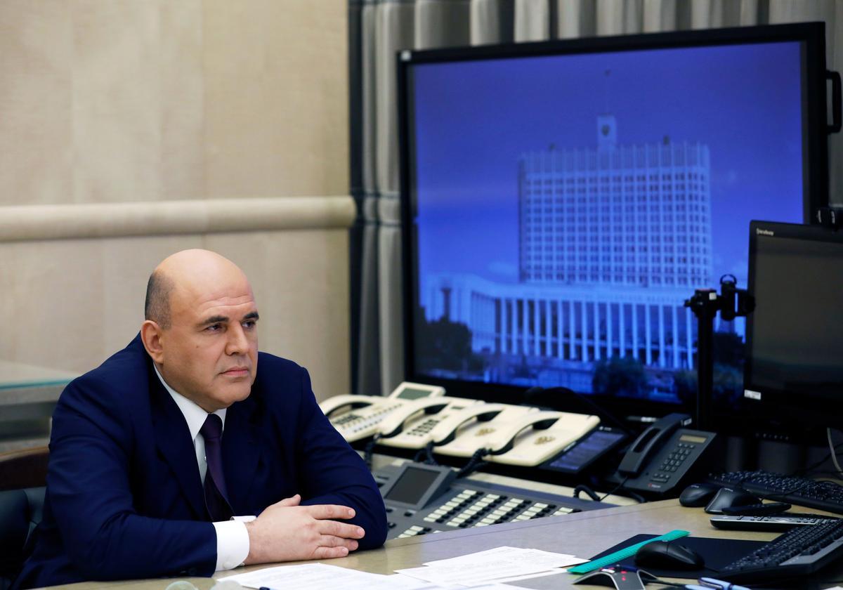 PM Mishustin says Russia's coronavirus outbreak reaching stabler phase