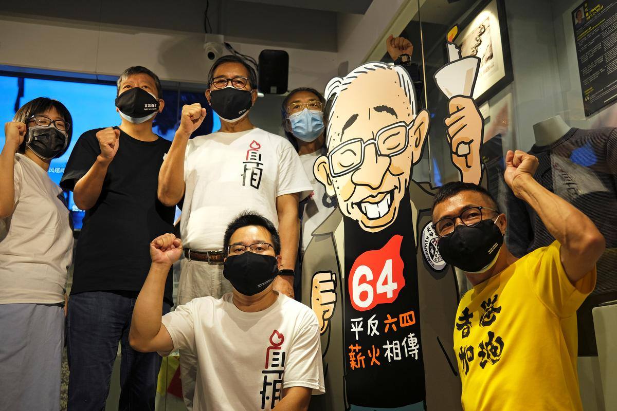 Tiananmen June 4 vigil organiser calls for candles to be lit across Hong Kong