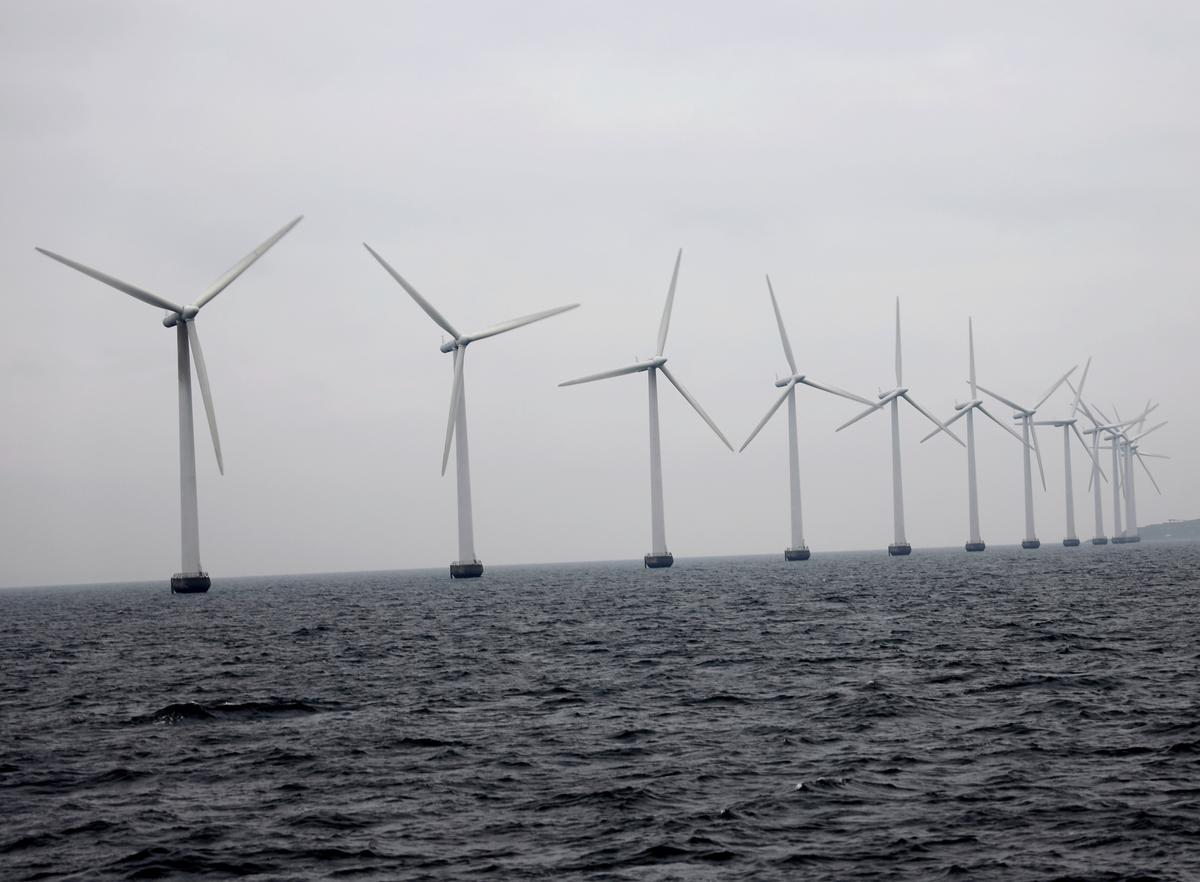 Denmark plans to create energy islands in Baltic and North Sea