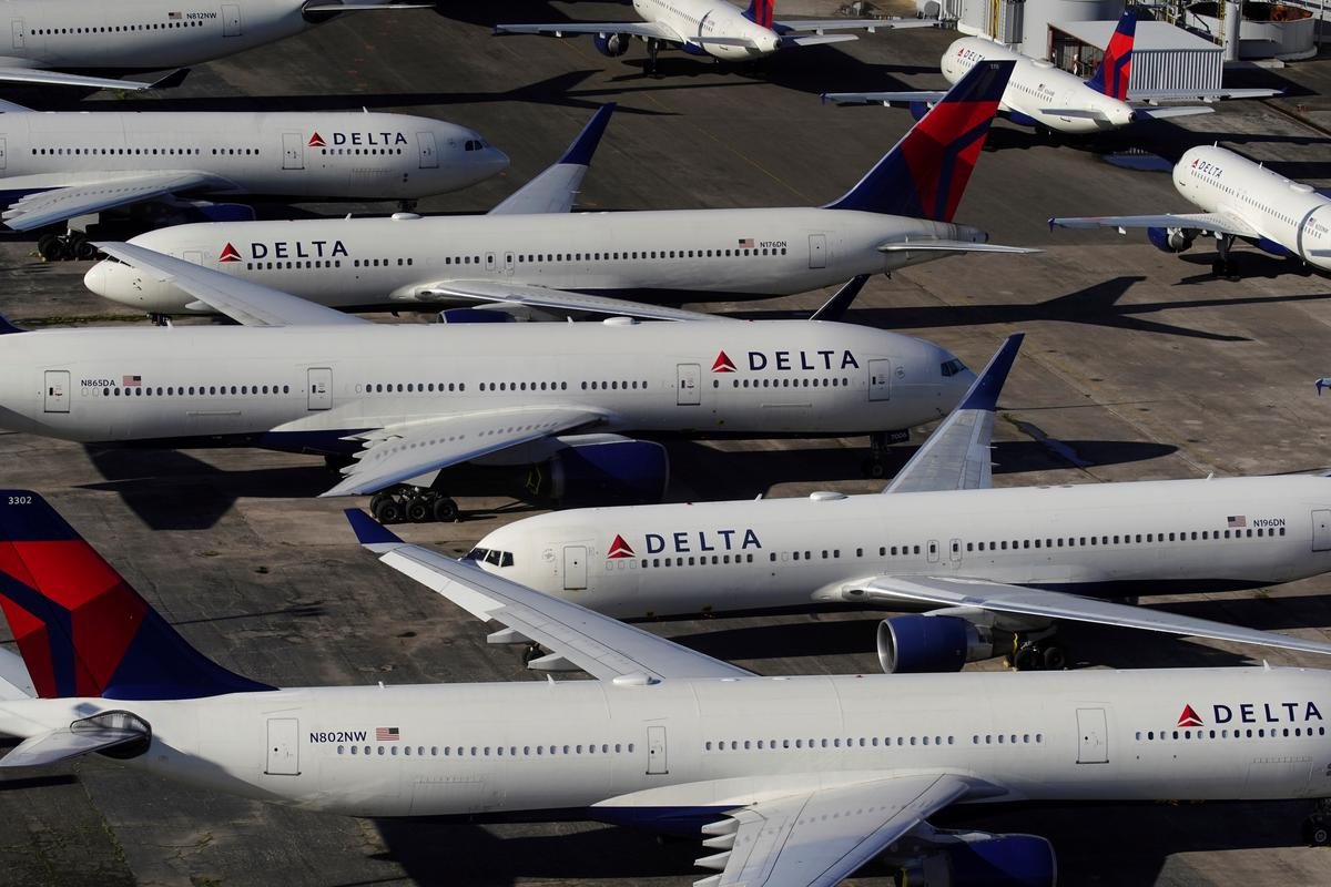 Delta CEO: More summer flights seen as U.S. travel slowly rises