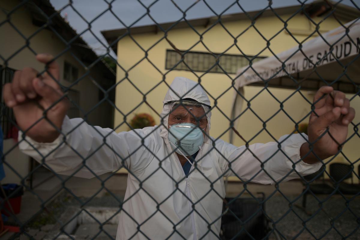 Rural Ecuador faces coronavirus outbreak without doctors