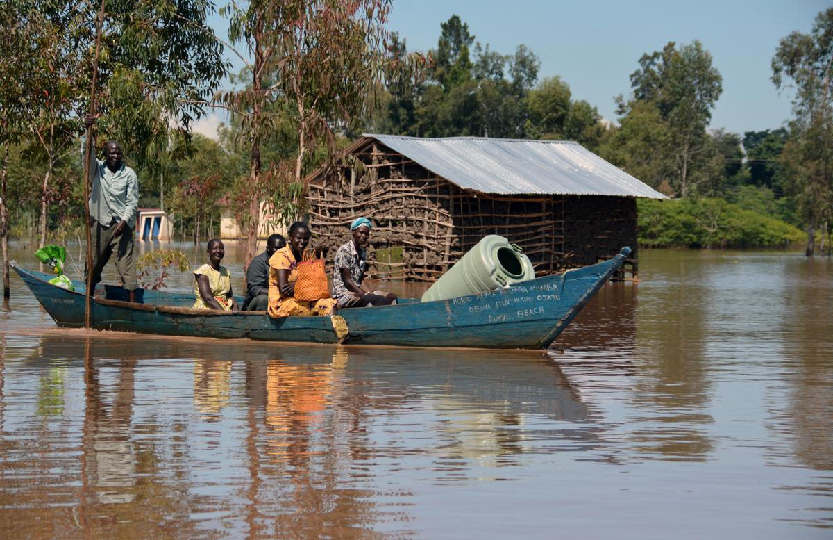 Kenya floods uproot families, disrupt fishing, farming communities