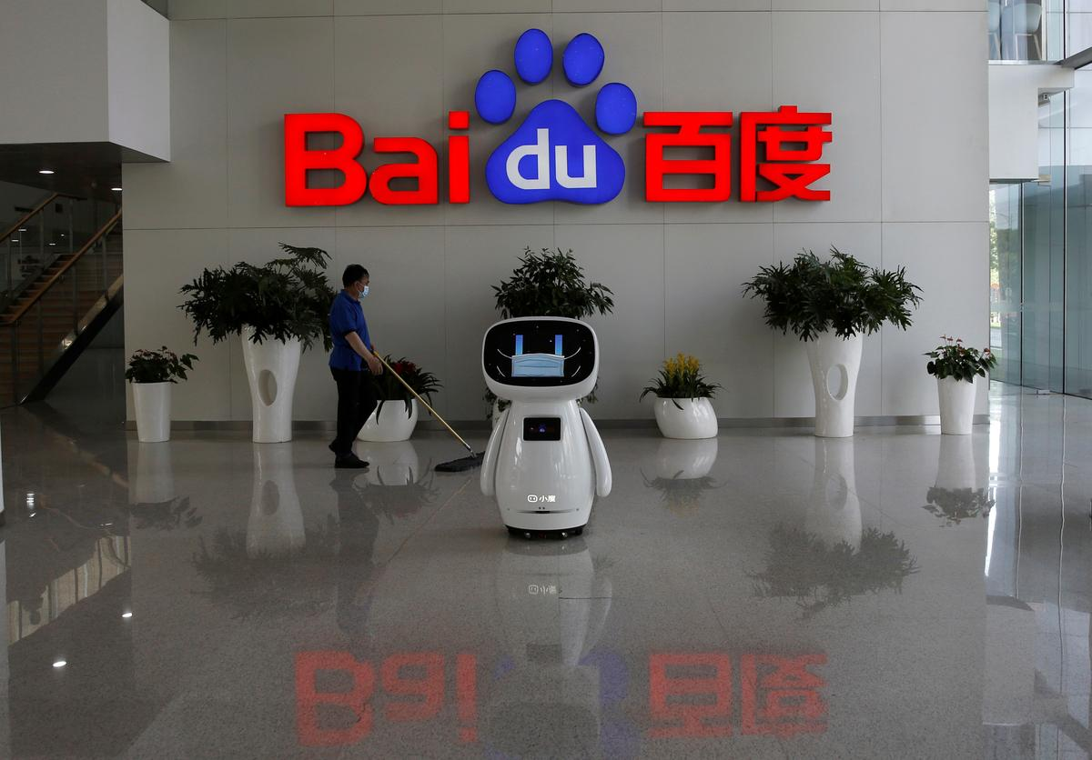 Exclusive: Baidu considers leaving the Nasdaq to boost its valuation – sources