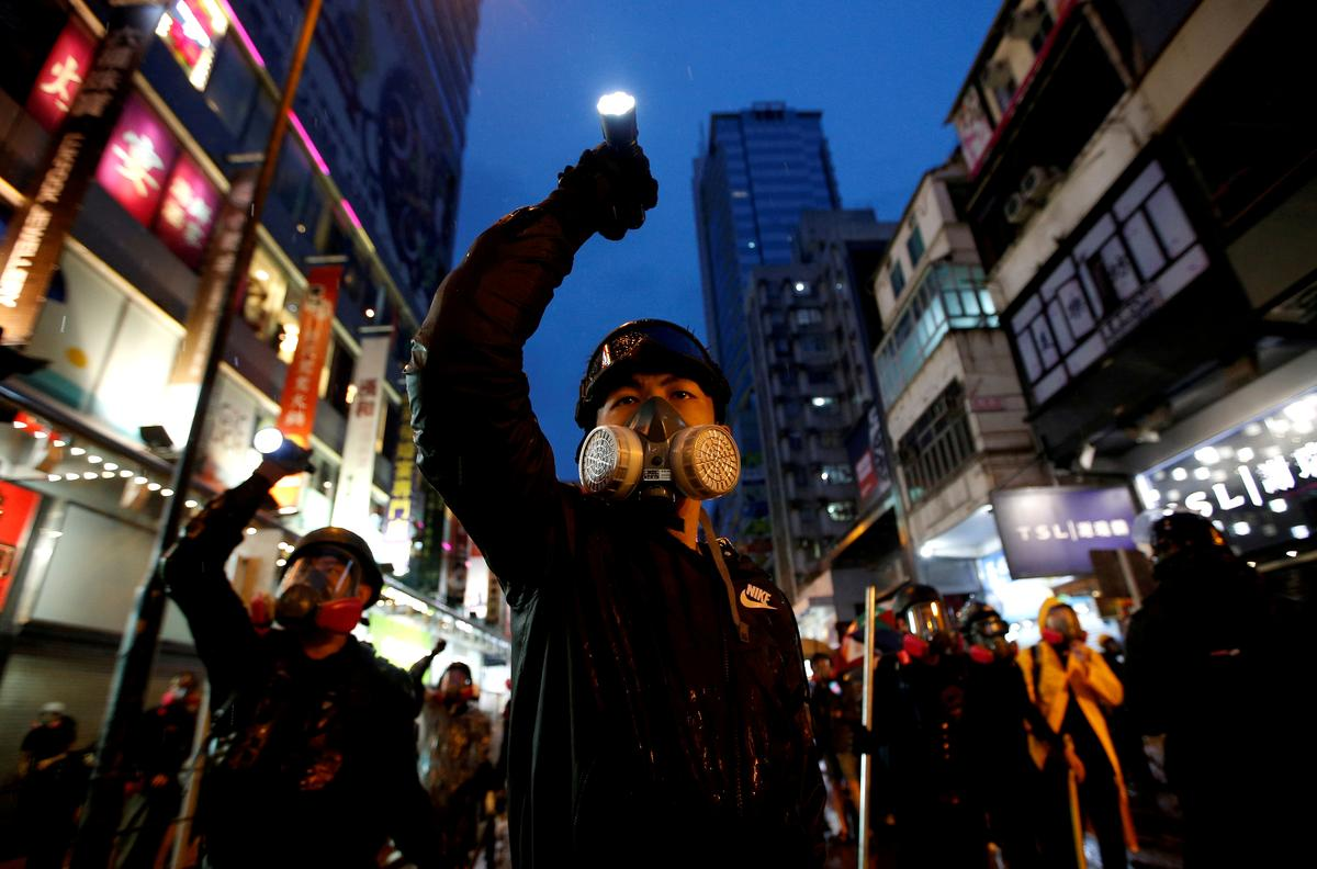 Beijing moves to impose new national security law on Hong Kong after anti-China unrest