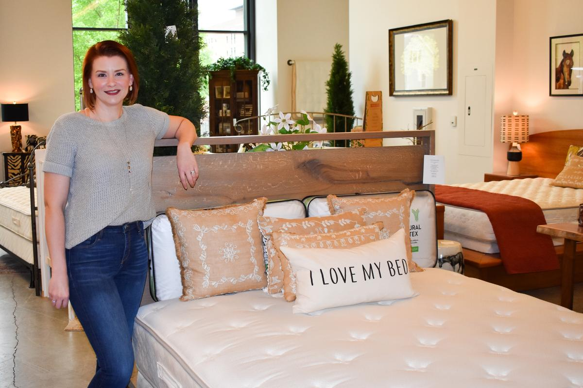 Indiana mattress business adapts to lure customers back
