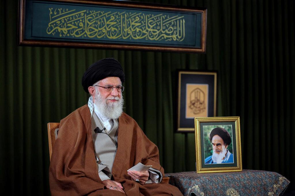 Iran's Khamenei says Israel is a 'cancerous tumor' in Middle East