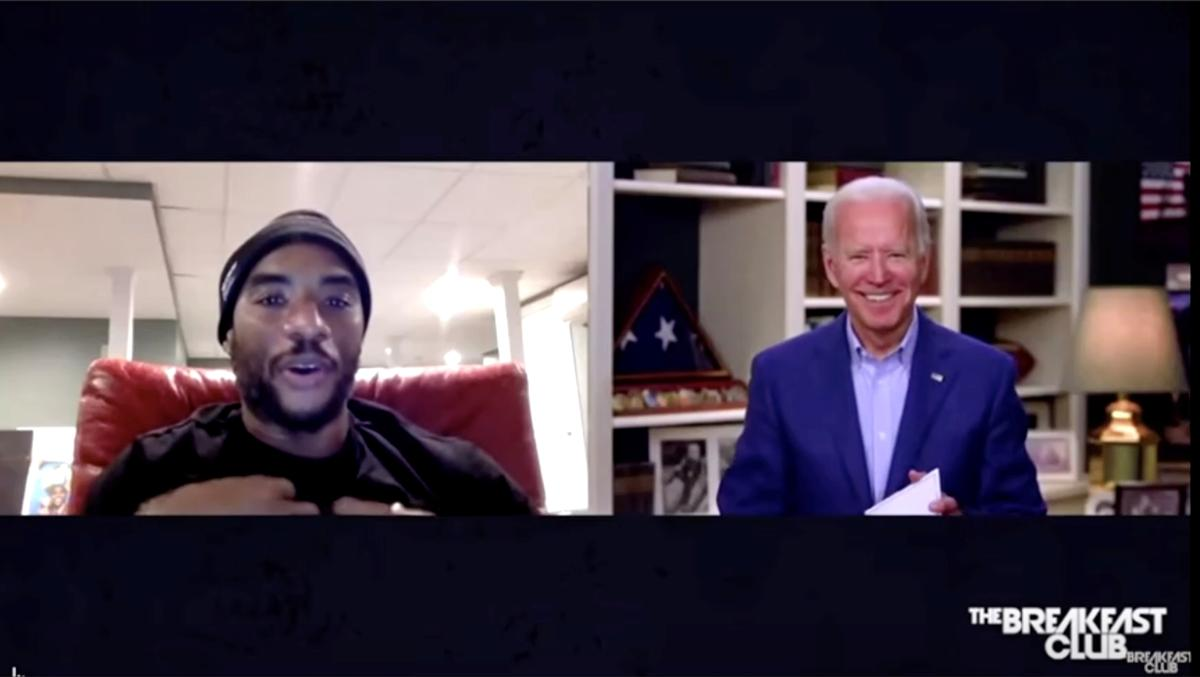 Biden apologizes for saying radio host 'ain't black' if undecided about U.S. election