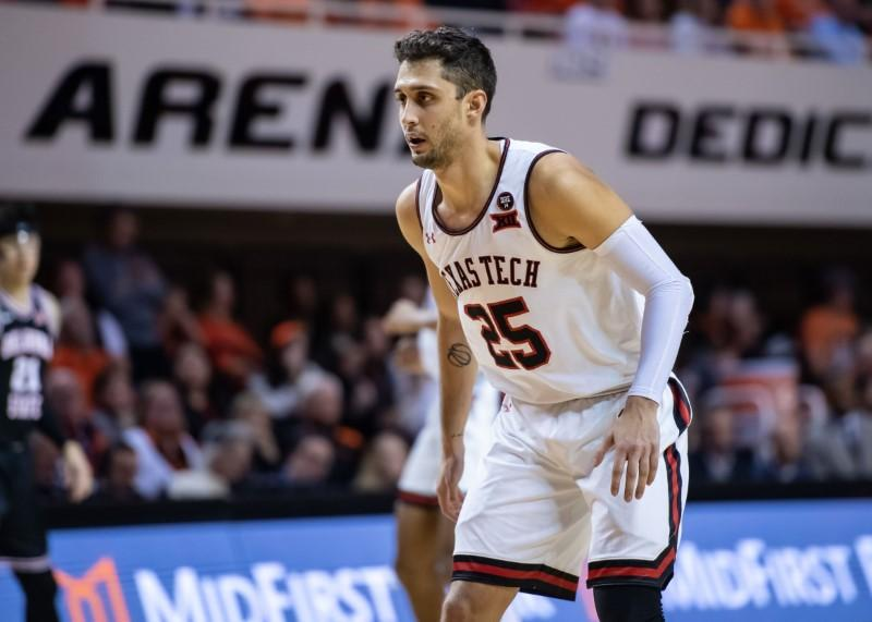 Reports: Moretti leaving Texas Tech to play in Italy