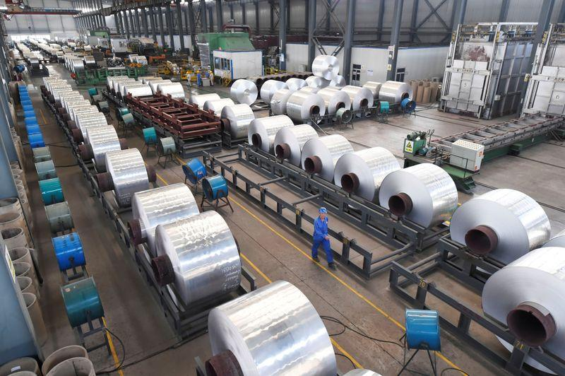 Chalco delegate pushes for China's bauxite-rich Shanxi to be aluminum hub