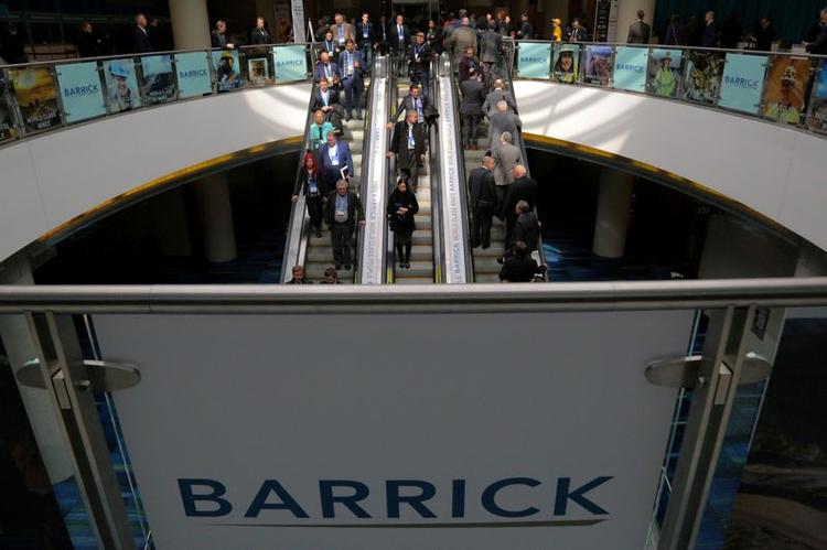 UPDATE 2-Barrick pays Tanzania initial $100 mln after gold shipments resume