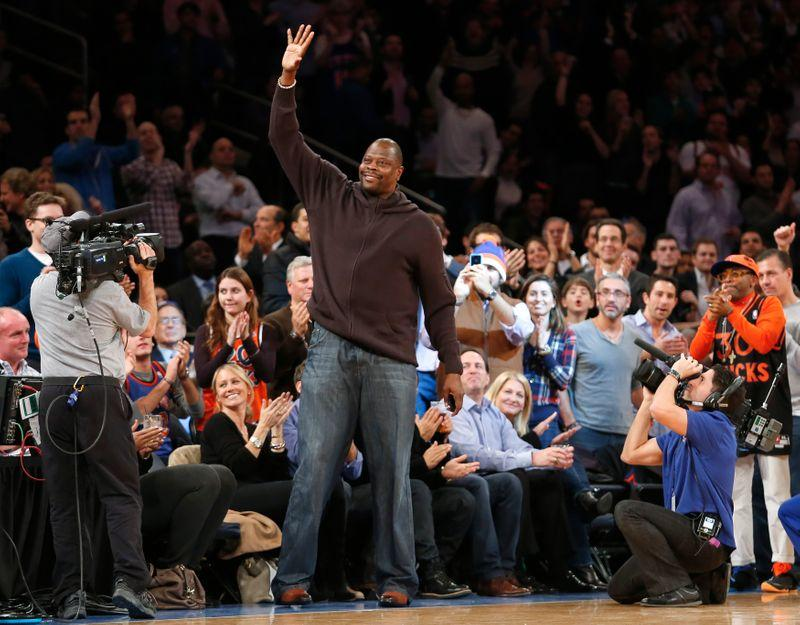 Hall of Famer Patrick Ewing is Recovering at Home and 'Getting Better' in Battle With Coronavirus