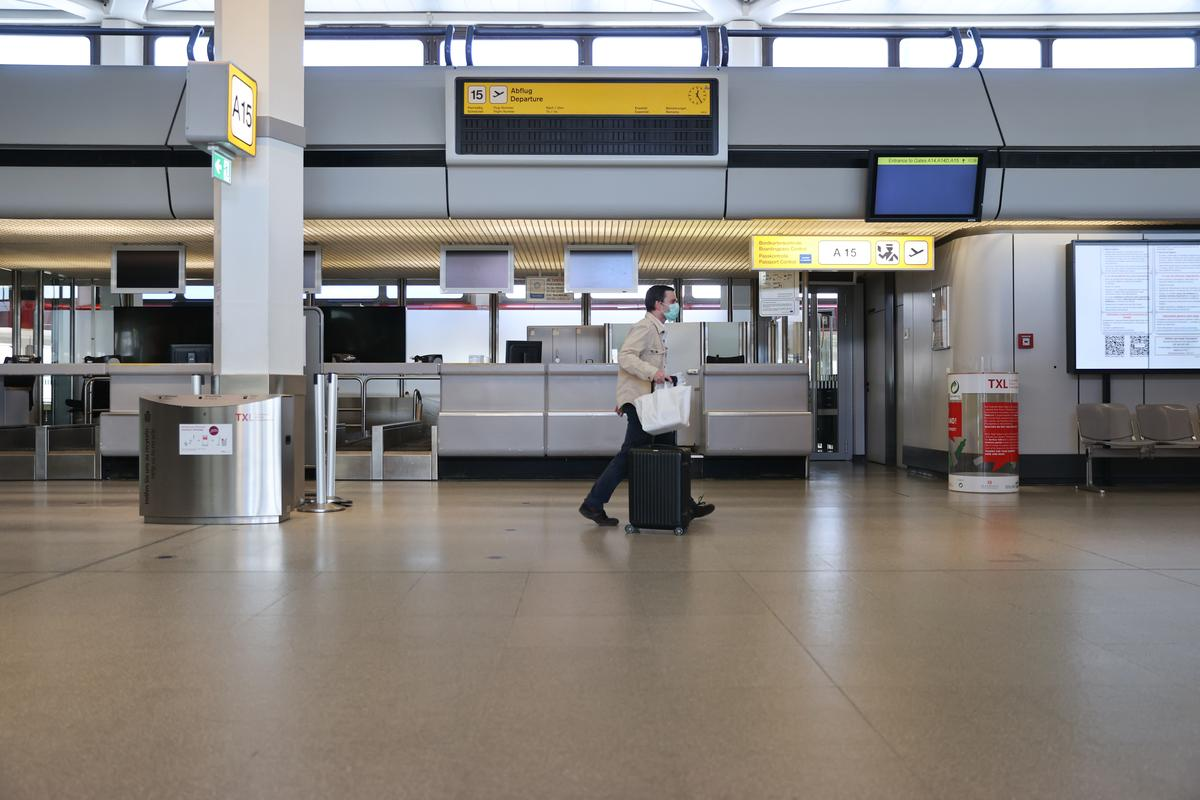 Germany wants to end travel warning for 31 European countries: report