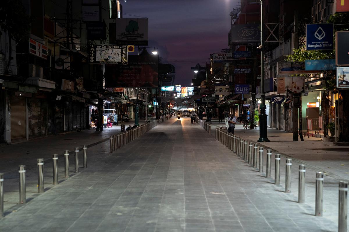 Thailand reports three new coronavirus cases, no new deaths