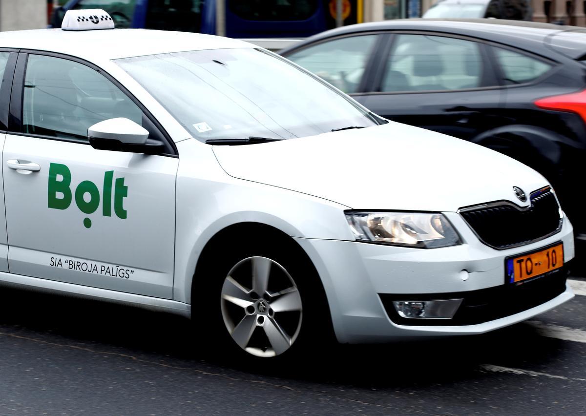 Uber-rival Bolt raises 100 million euros
