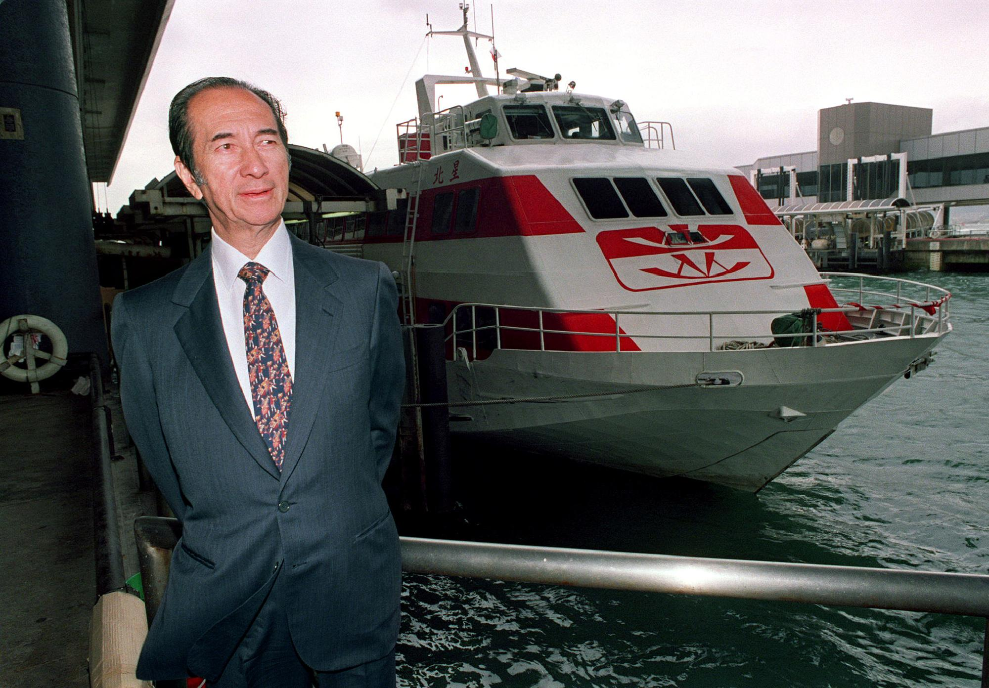 Casino king Stanley Ho: the man who built the gambling hub of Macau