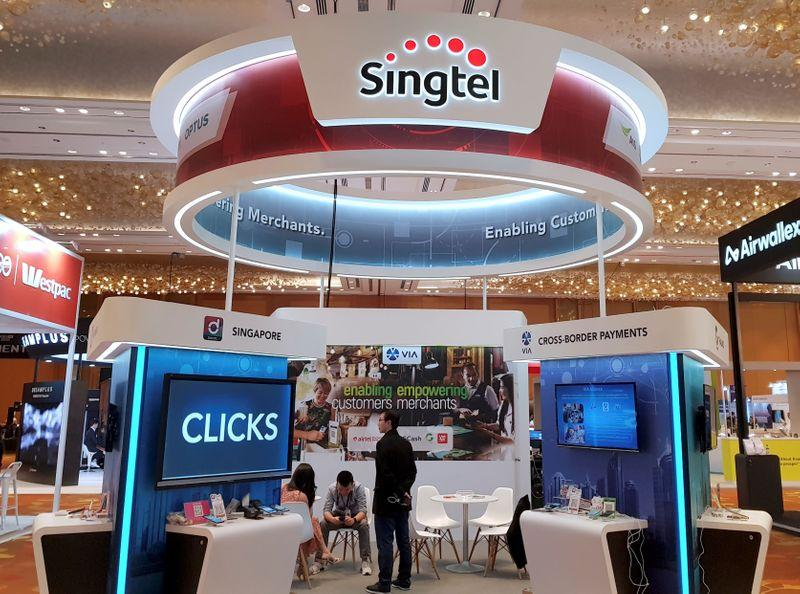 Singtel's annual profit plunges 65% on Bharti Airtel snag