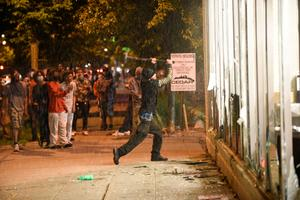 Protests, looting erupt in Minneapolis over racially charged police killing of George Floyd