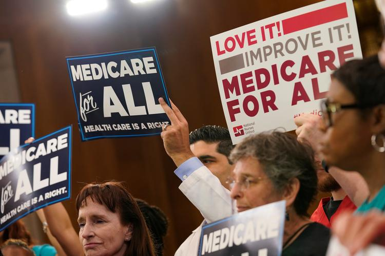 Column: What COVID-19 is teaching us about how to reform Medicare