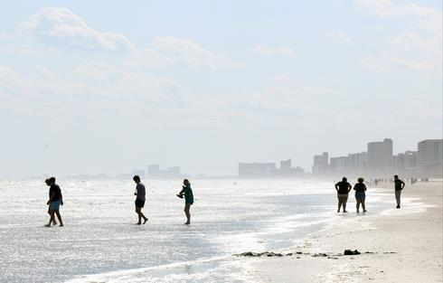 The new normal: How safe are beaches?