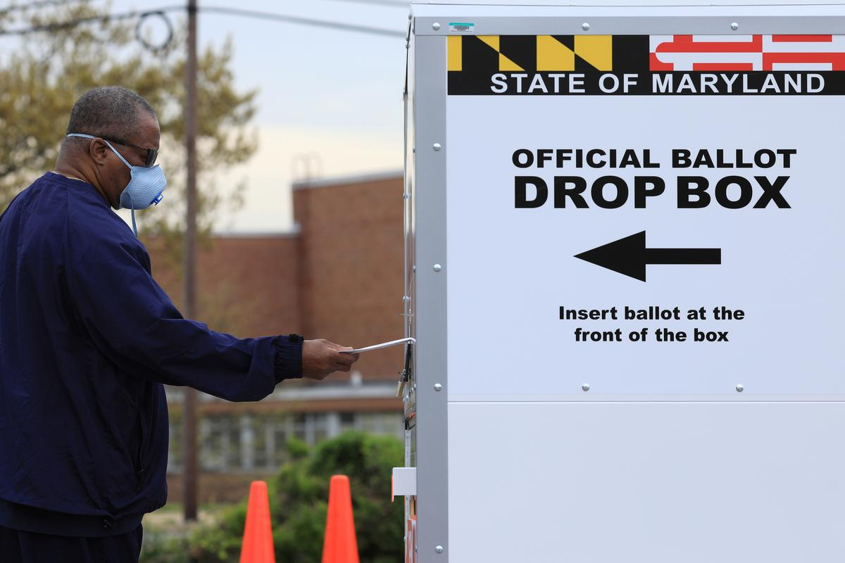 Black voters don`t trust mail ballots. That`s a...