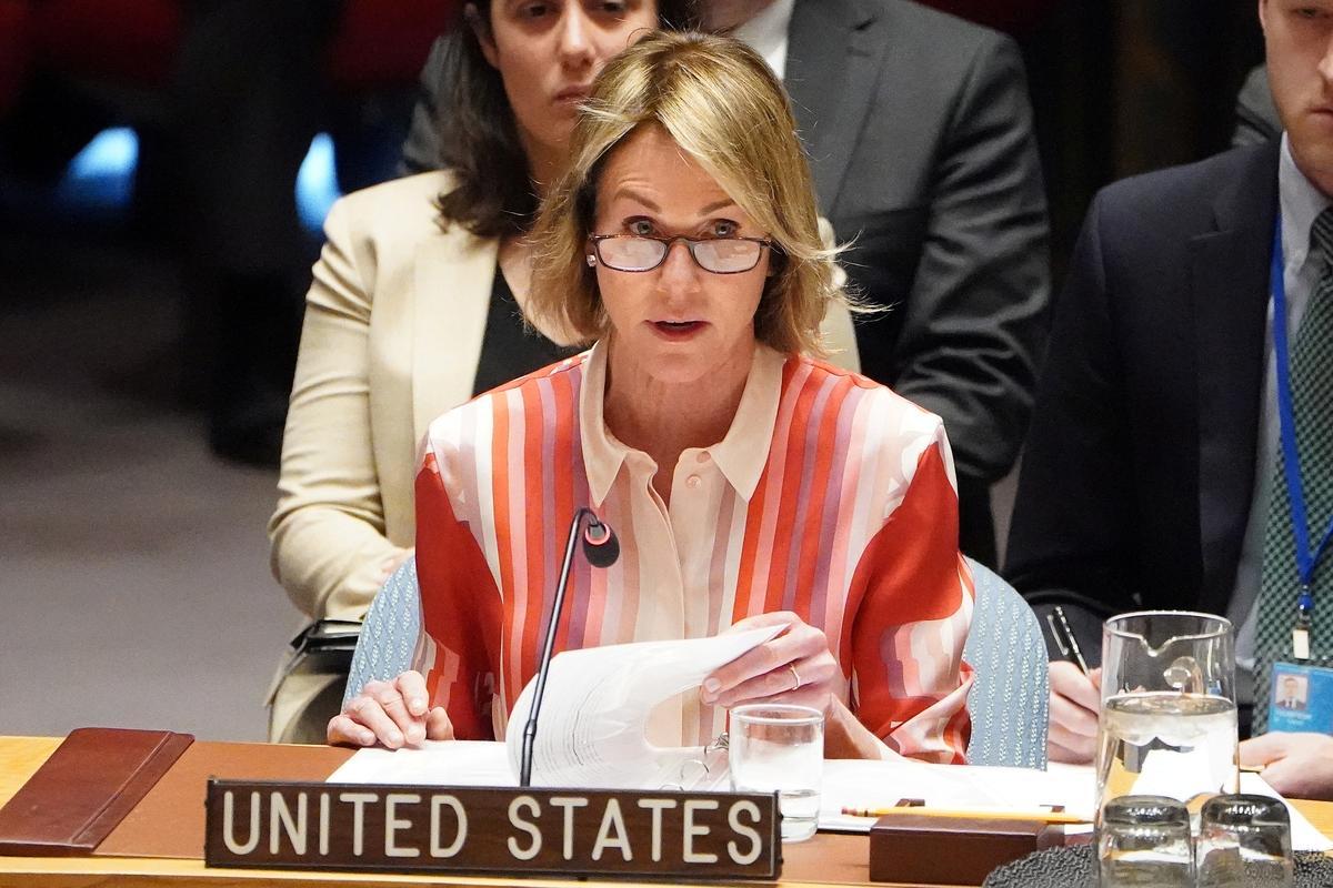 U.S., Britain raise Hong Kong at U.N. Security Council, angering China