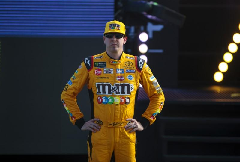 Kyle Busch tabbed as favorite for Supermarket Heroes 500