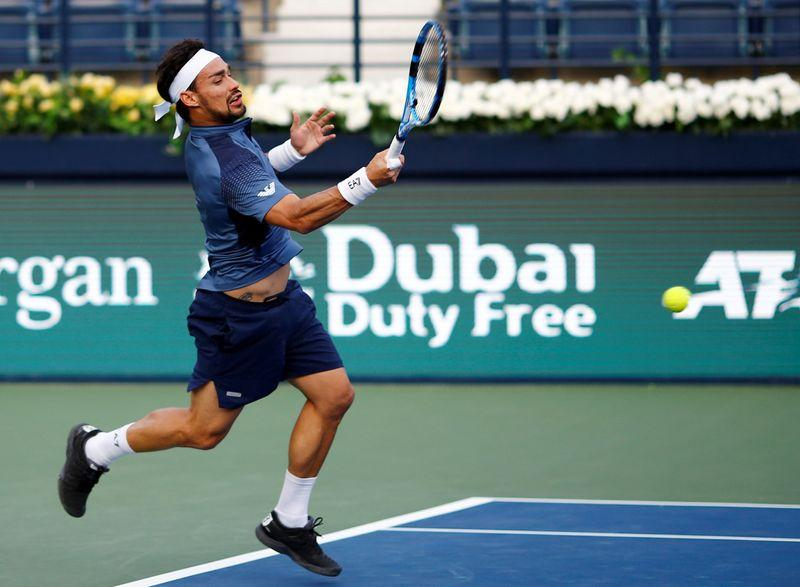 Italian Fognini undergoes surgery on both ankles