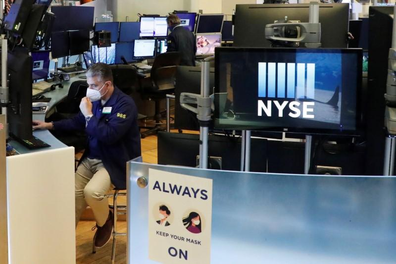 Wall St. rises as recovery hopes offset U.S. protests, China tensions